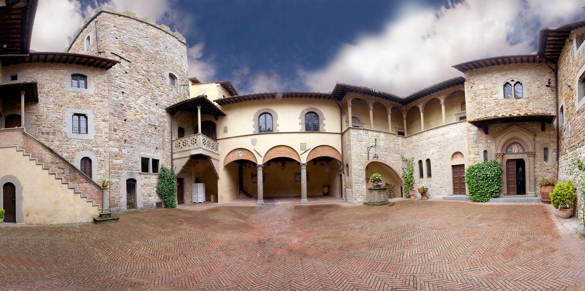 A Medieval Castle for You, in the Heart of Chianti</p><p><a class='btn btn-default' href='castle/'>Read more</a>