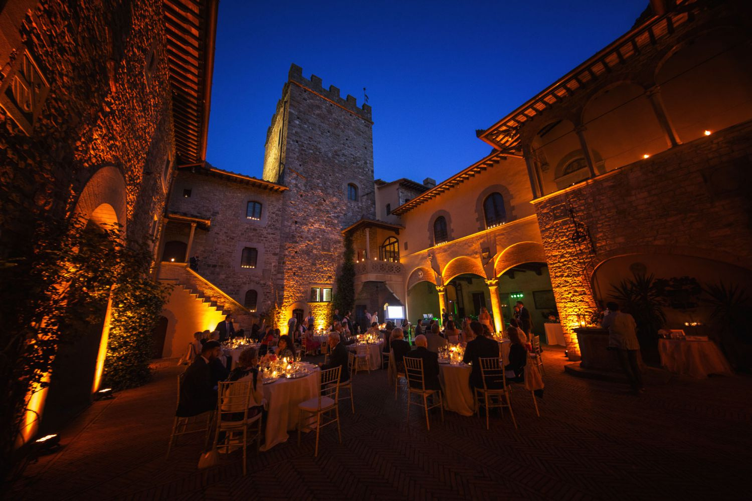 Weddings, Civil and Symbolic Ceremonies, Events at <br>Castello Il Palagio</p><p><a class='btn btn-default' href='events/'>Read more</a>