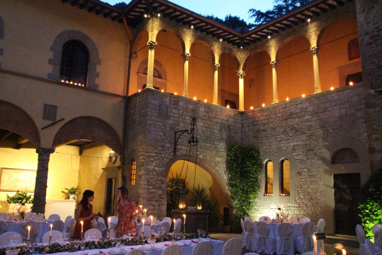 Tema Matrimonio In Un Castello : Castelli di lusso le più belle location per matrimoni in